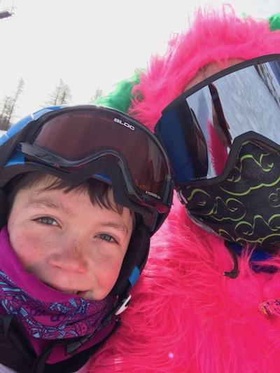Yeti Montgenevre esi skischool