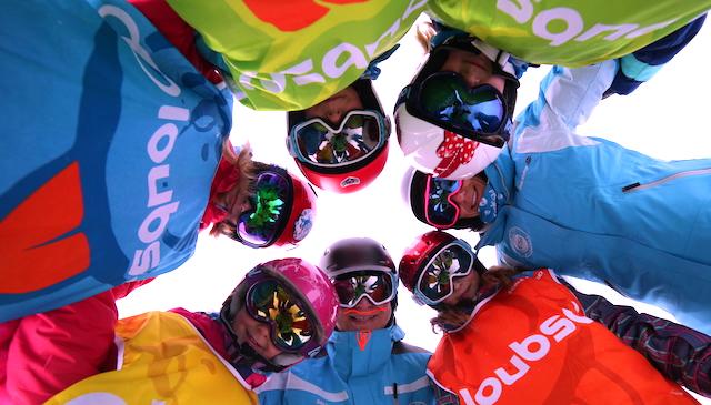 école de ski montgenevre