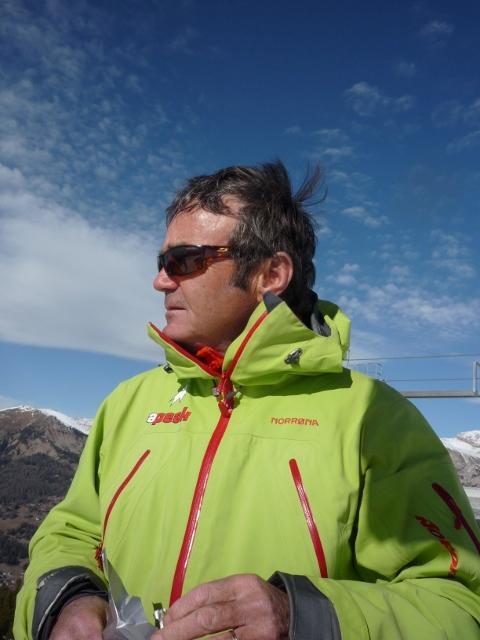 Philippe moniteur randonnée voie lactée