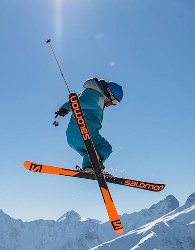 Paolo moniteur de ski de montgenevre