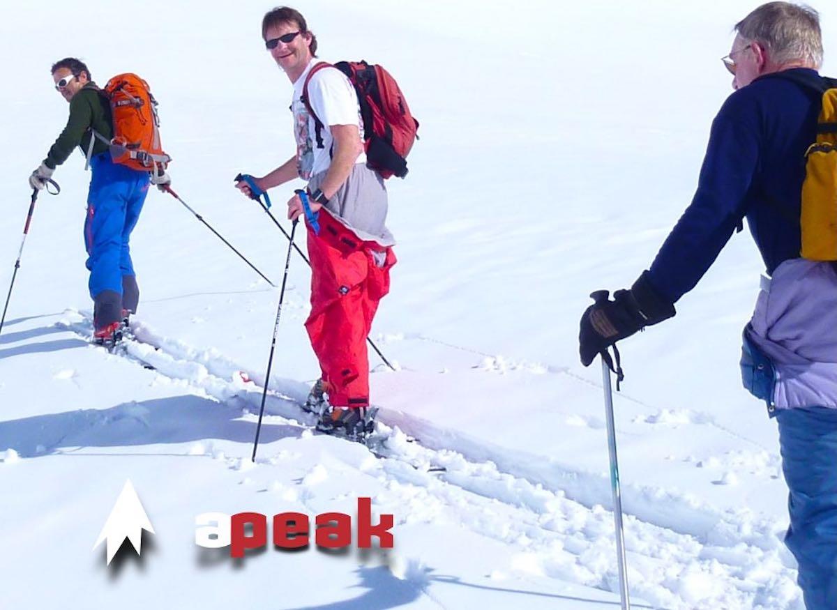 3 Ski de rando ESI APEAK Montgenvre