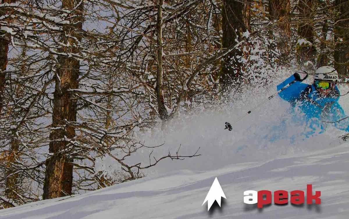 2 Freeride ados ecole de ski Montgenvre