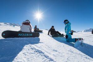 Leçons de snowboard Montgenèvre