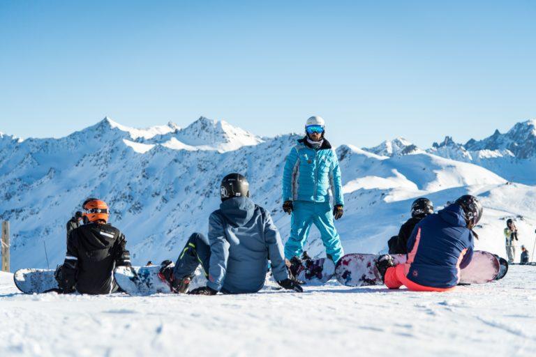 Montgenevre snowboard esi