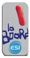 Médaille de snowboard vermeil esi