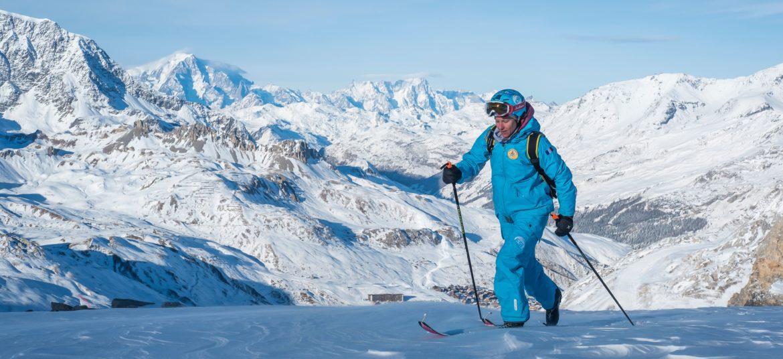 Ski de randonnée Montgenèvre