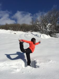 Yoga Montgenèvre